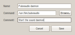Backtrack sound bug & fix